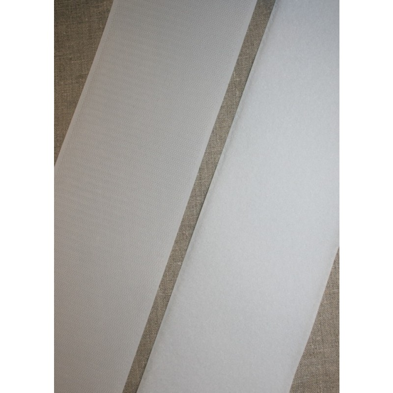 100 mm. velcro hvid-35
