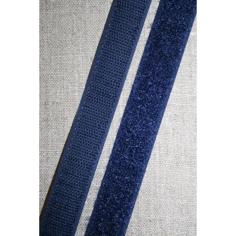 20 mm. velcro mørkeblå-31