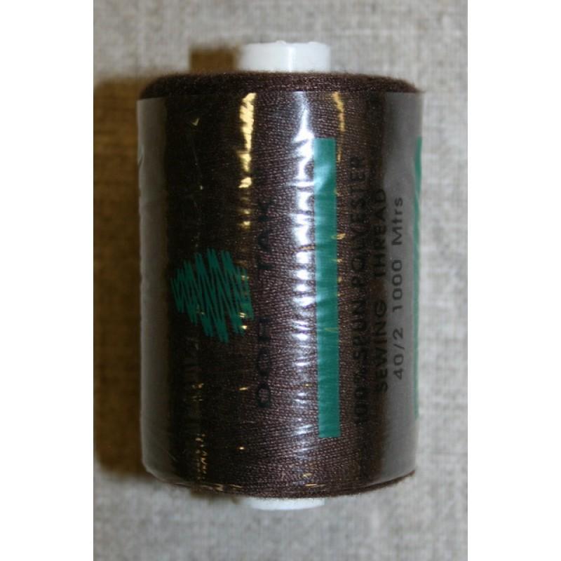 DorTak Sytråd, mørkebrun