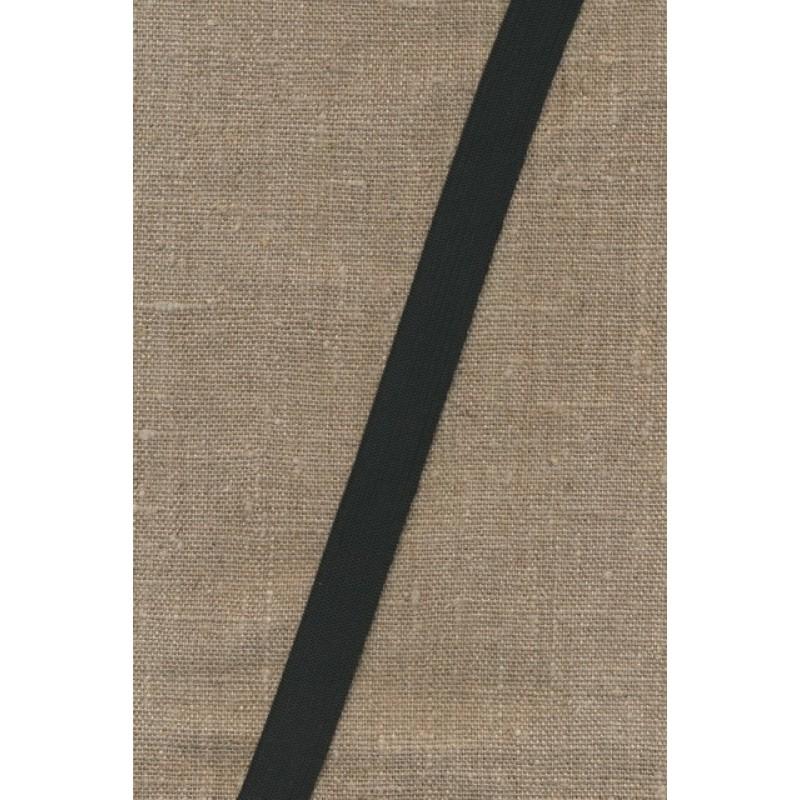 Pose m/2½ meter 15 mm. sort elastik-37