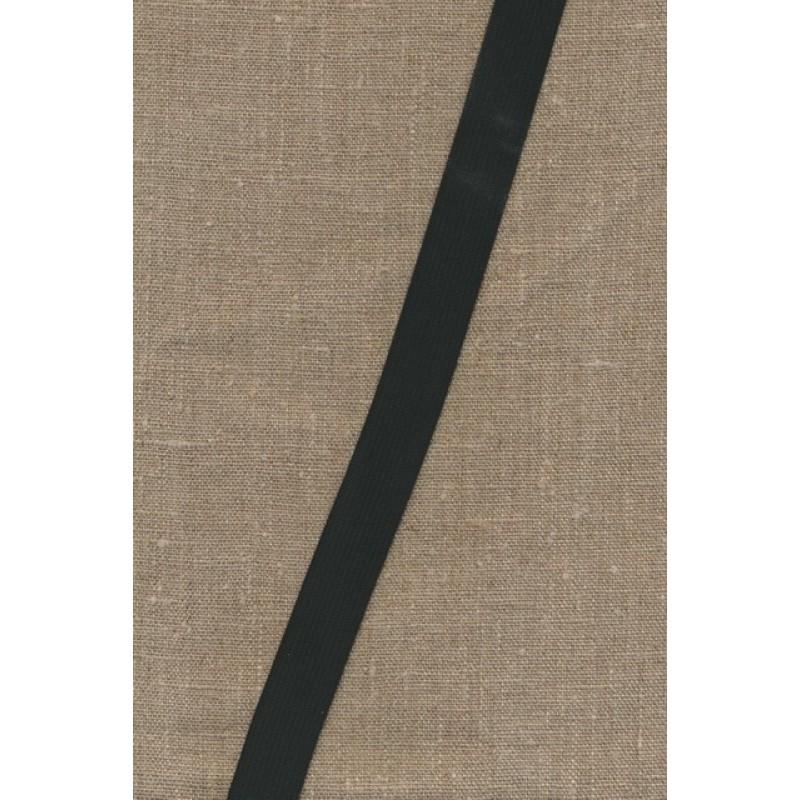 Pose m/2½ meter 20 mm. sort elastik-36