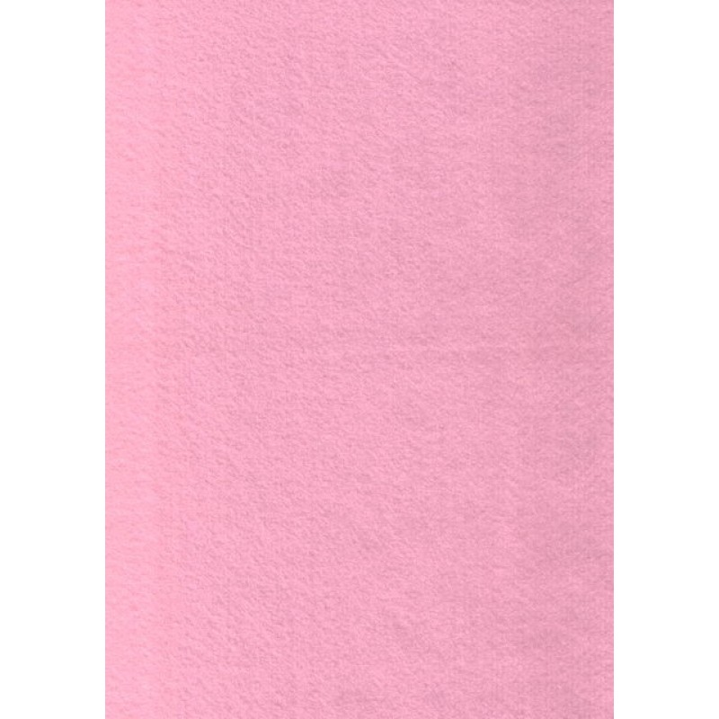 Hobby filt lyserød