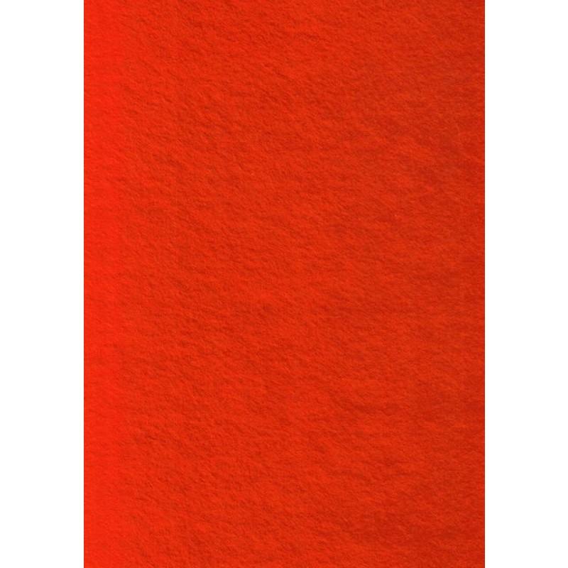 Hobby filt orange-32