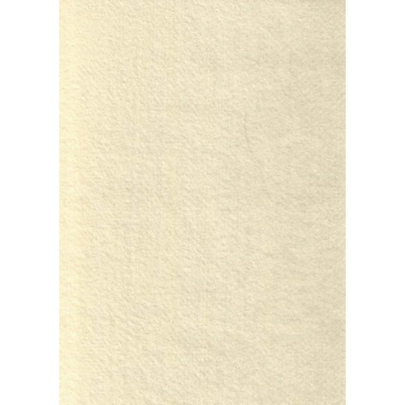Rest Filt off-white 27 cm.