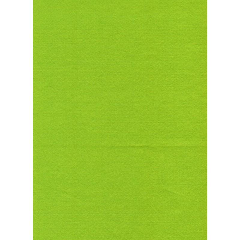Hobby Filt limegrøn
