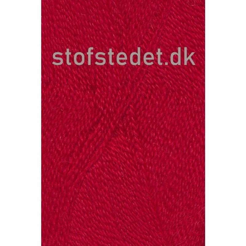 Alpaca 400 i Rød | Hjertegarn