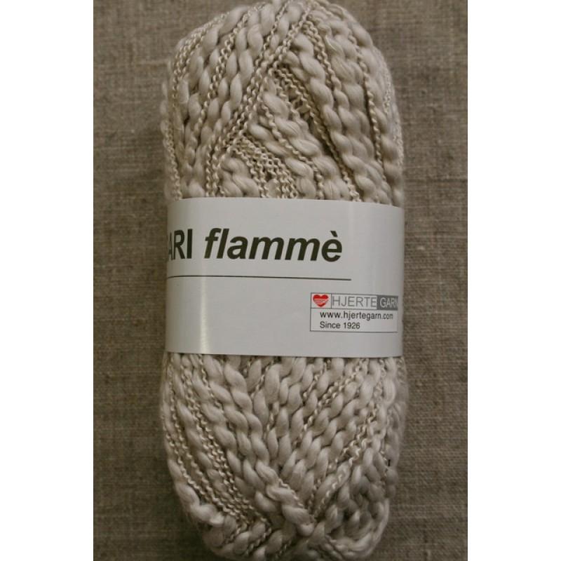 Bomuldsgarn Bari Flammé, kit