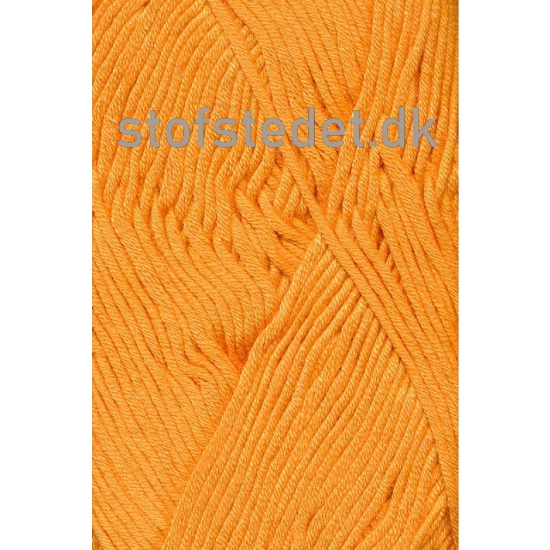 Bommix Bamboo i Lys Orange | Hjertegarn