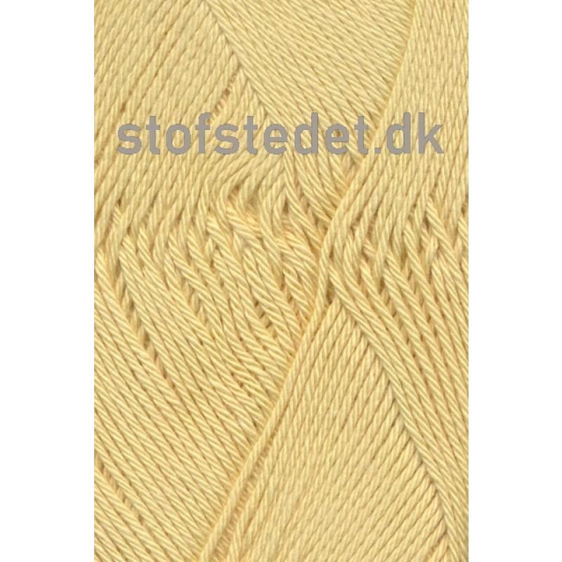 Blend /Tendens i Bomuld/acryl garn i Støvet gul-32