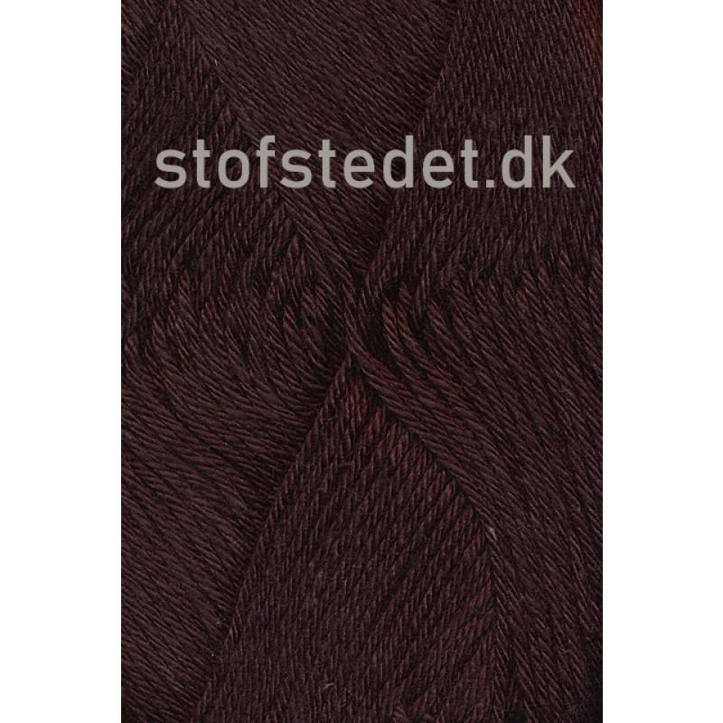 Blend-Tendens Bomuld/acryl garn i Mørke brun-32