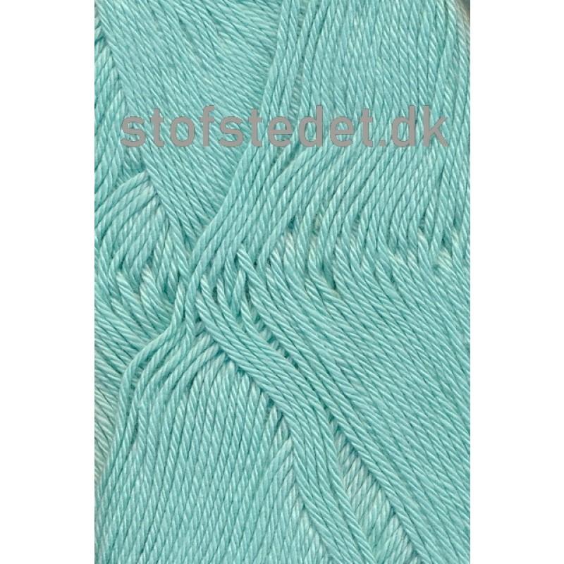 Blend -Tendens Bomuld/akryl garn i Aqua