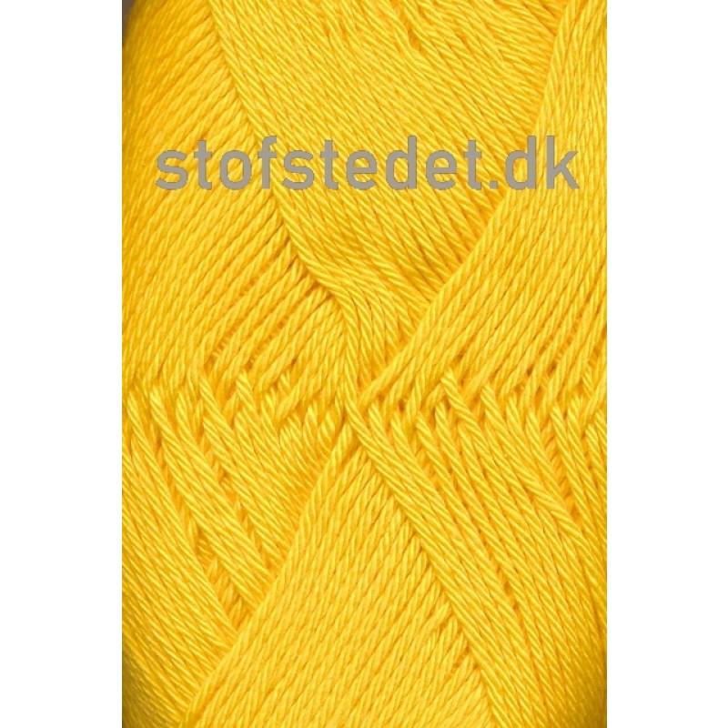 Blend-Tendens Bomuld/acryl garn i Solgul-32