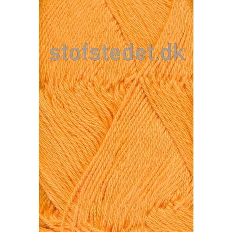 Blend-Tendens Bomuld/acryl garn i Orange-32