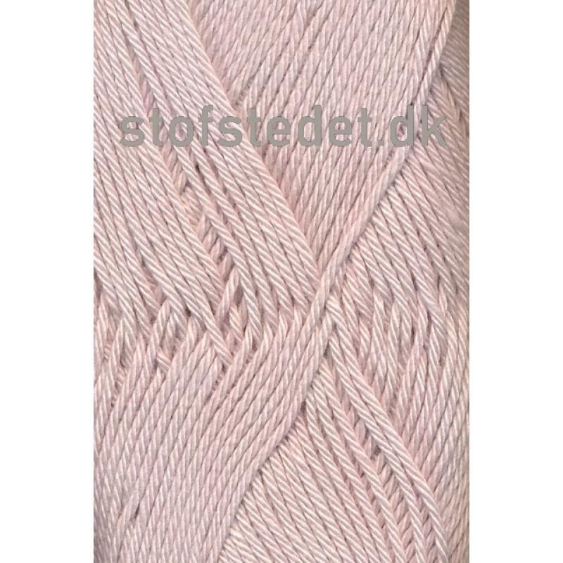 Blend -Tendens Bomuld/acryl garn Pudder-rosa