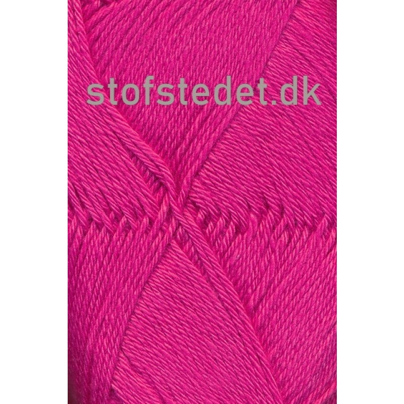 Blend -Tendens Bomuld/akryl garn i Pink