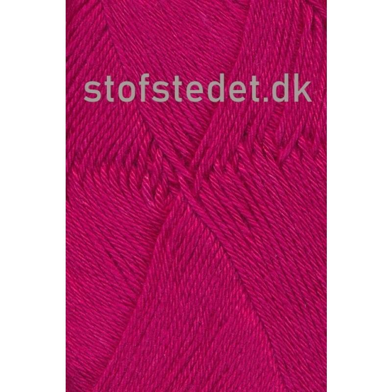 Blend-Tendens Bomuld/acryl garn i Hindbær-32