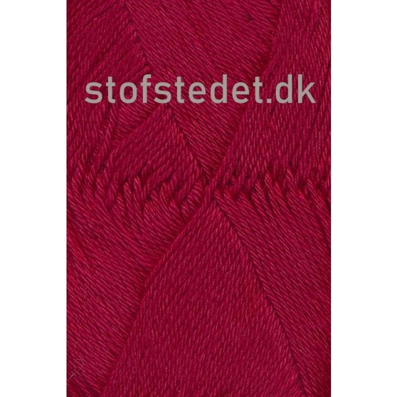 Blend-Tendens Bomuld/akryl garn i Mørkerød-33
