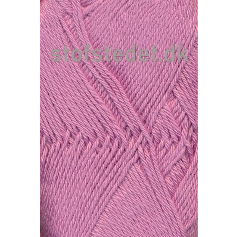 Blend-Tendens Bomuld/acryl garn i Gl.rosa-32