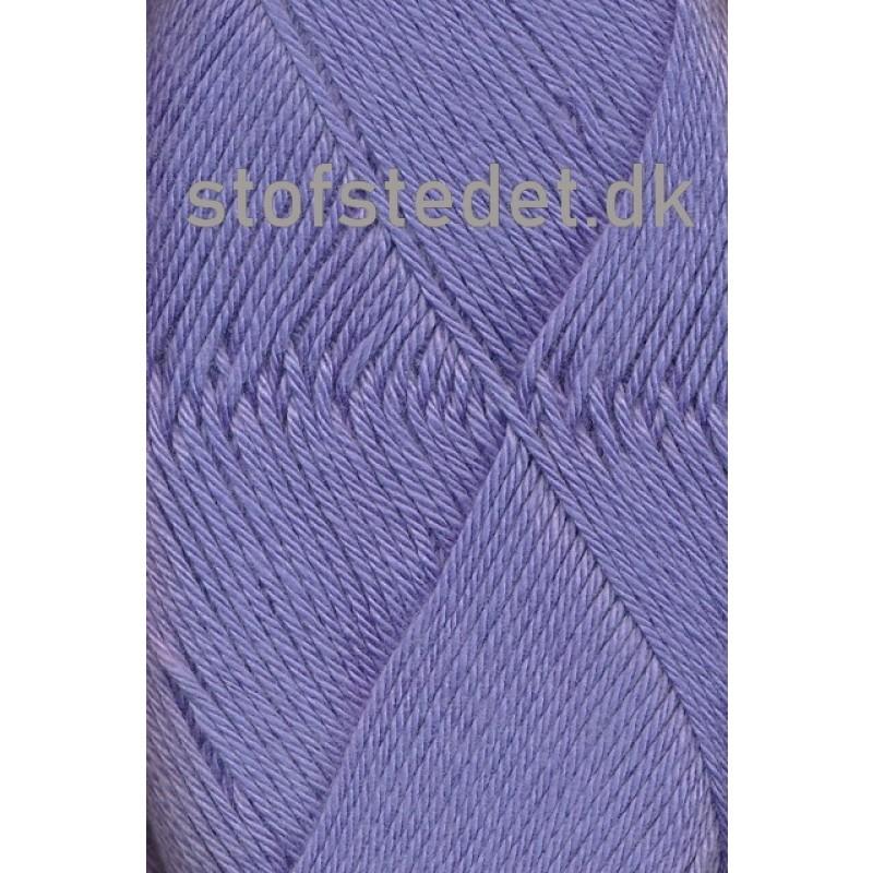Blend-Tendens Bomuld/acryl garn i Lavendel-32