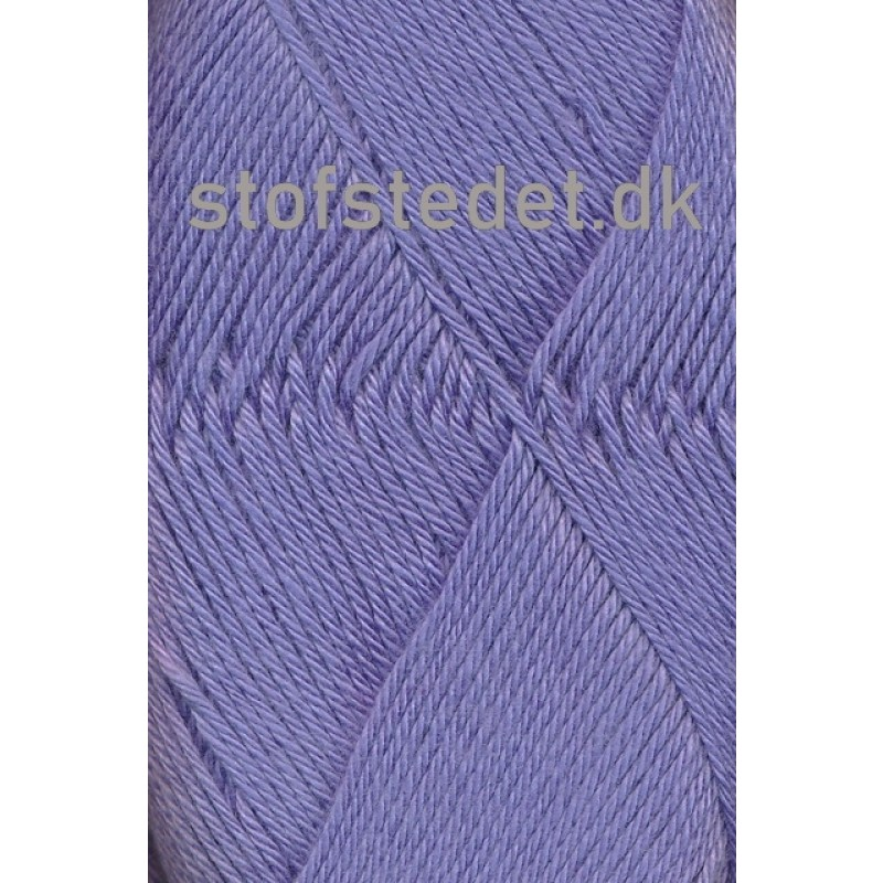 Blend -Tendens Bomuld/acryl garn i Lavendel