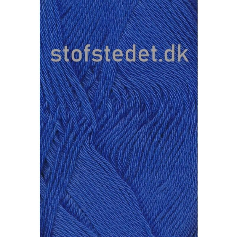 Blend-Tendens Bomuld/acryl garn i Kobolt blå-32