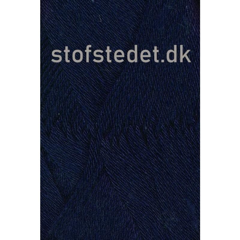 Blend-Tendens Bomuld/acryl garn i Mørke blå-32