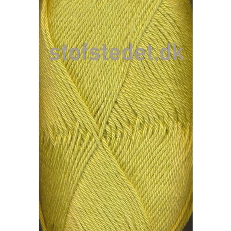 Blend-Tendens Bomuld/acryl garn i Lime-32