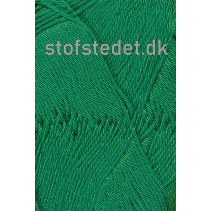 Blend-Tendens Bomuld/acryl garn i Mørk græsgrøn-32