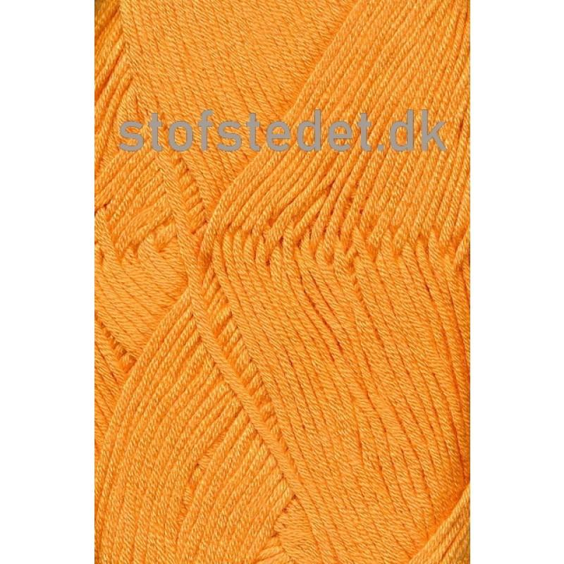 Blend Bamboo-/bomuldsgarn i Orange | Hjertegarn-32