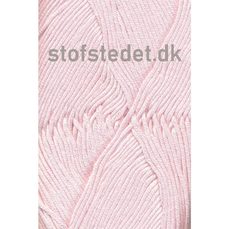 Blend Bamboo-/bomuldsgarn i Baby lyserød | Hjertegarn-32