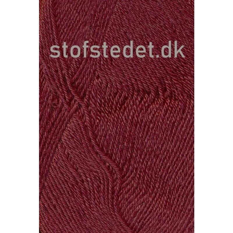 Bamboo Wool i rust   Hjertegarn-316