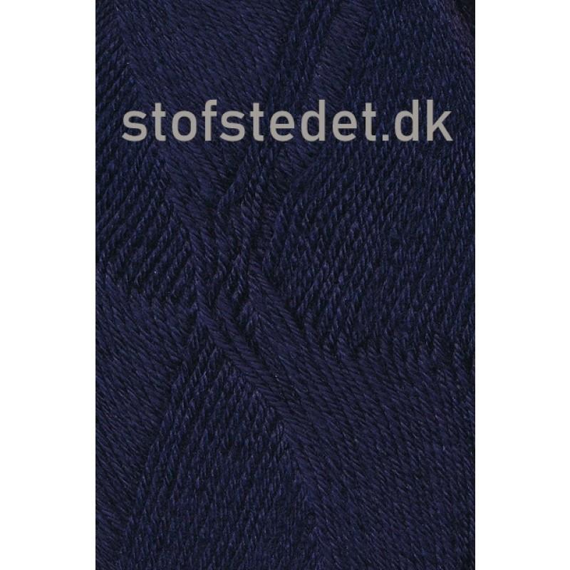 Bamboo Wool i mørkeblå | Hjertegarn