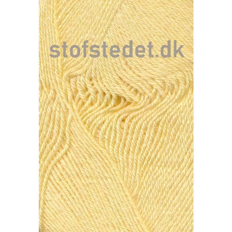 Bamboo Wool i lys gul | Hjertegarn