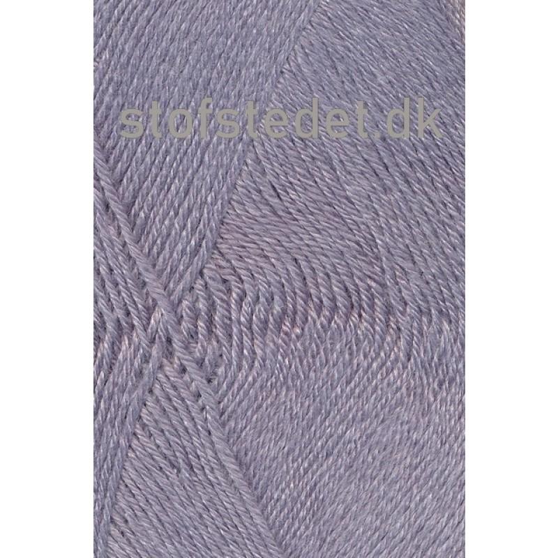Bamboo Wool i lys grå-lyng | Hjertegarn