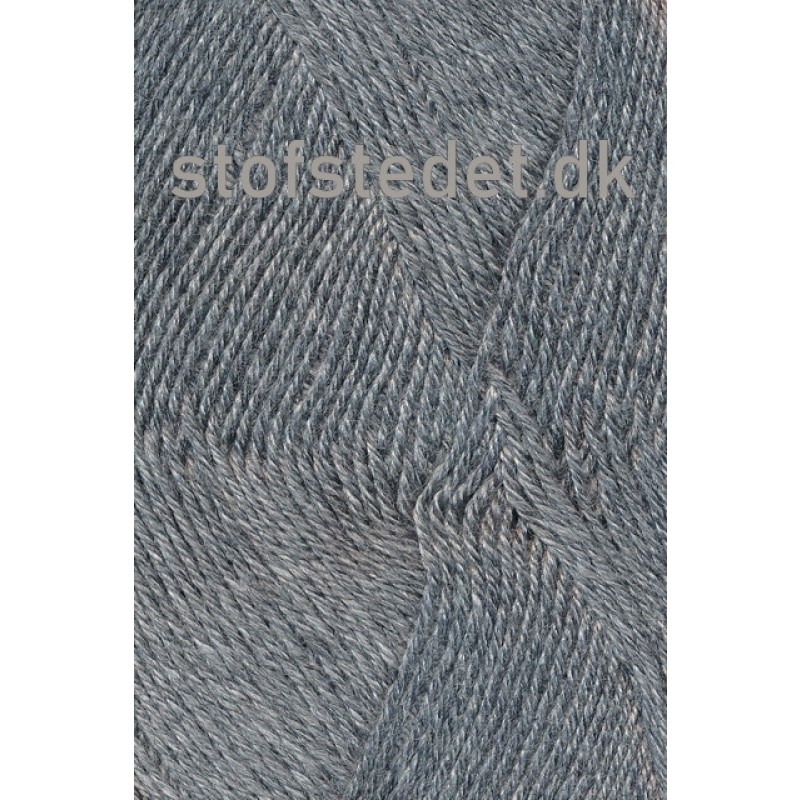Bamboo Wool i grå   Hjertegarn-36