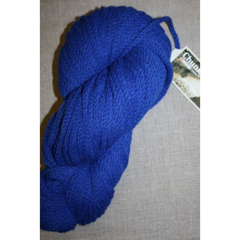 Chunky Baby Alpaca, koboltblå-31