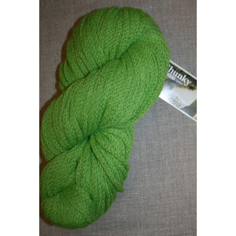 Chunky Baby Alpaca, lime-grøn-31
