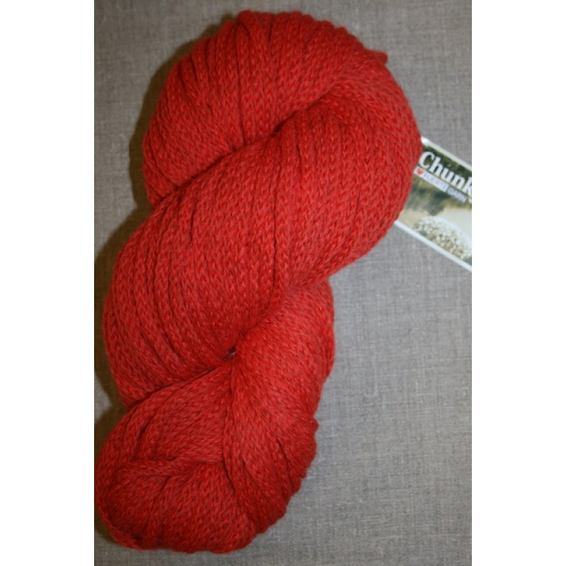 Chunky Baby Alpaca, koral-orange-31