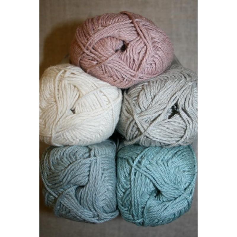 Cotton Linen, garn i bomuld hør-31