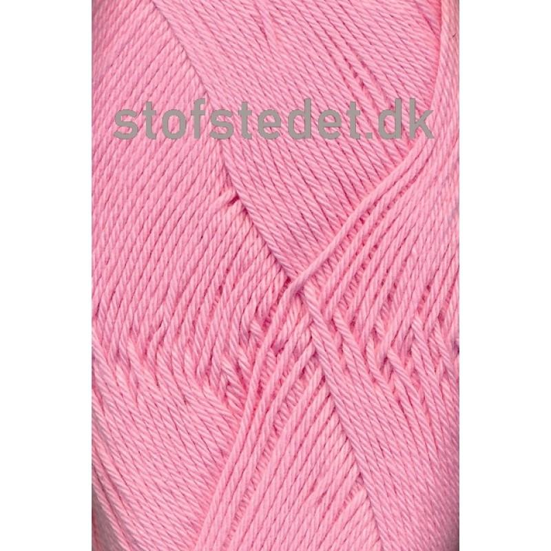 Cotton 8 Hjertegarn i Lyserød