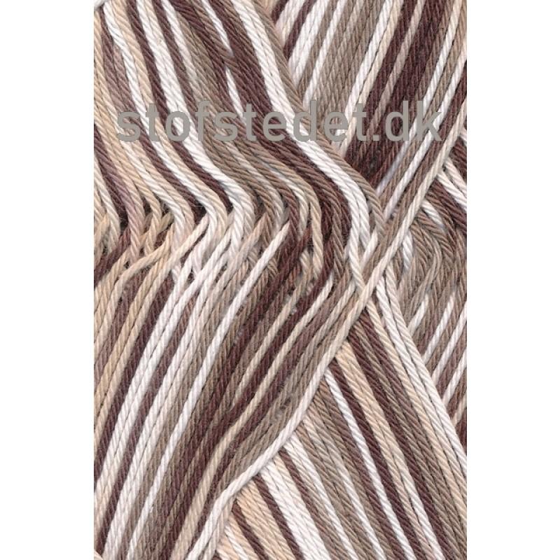 Cotton nr. 8 Print, brun/beige/off-white-34