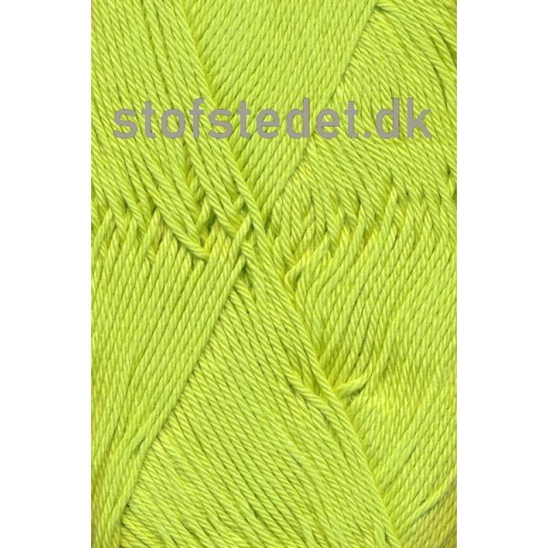 Cotton 8 Hjertegarn i Lime-32