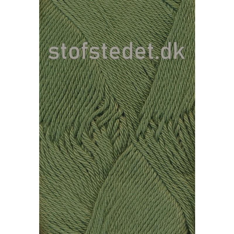 Cotton 8 Hjertegarn i Army