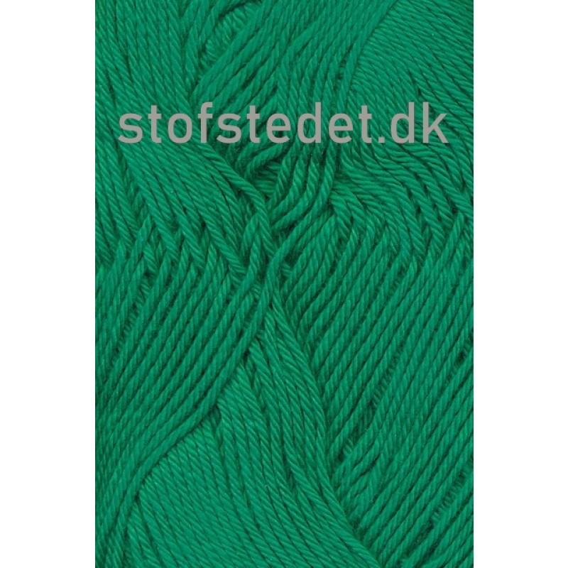 Cotton 8 Hjertegarn i Græsgrøn