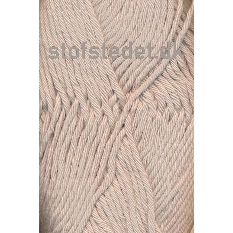 Cotton 8/8 Hjertegarn i Sand