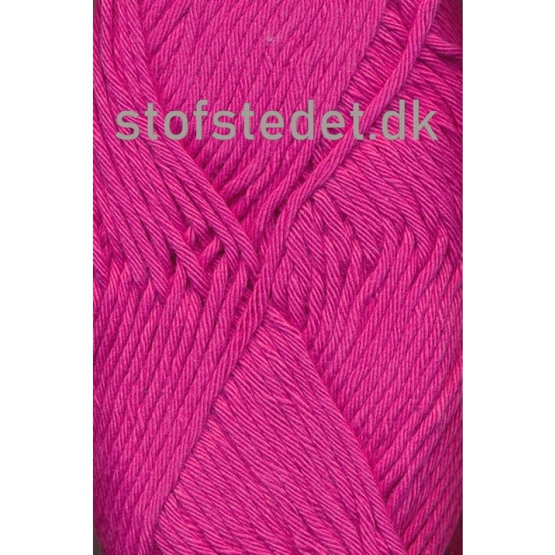 Cotton 8/8 Hjertegarn i Pink