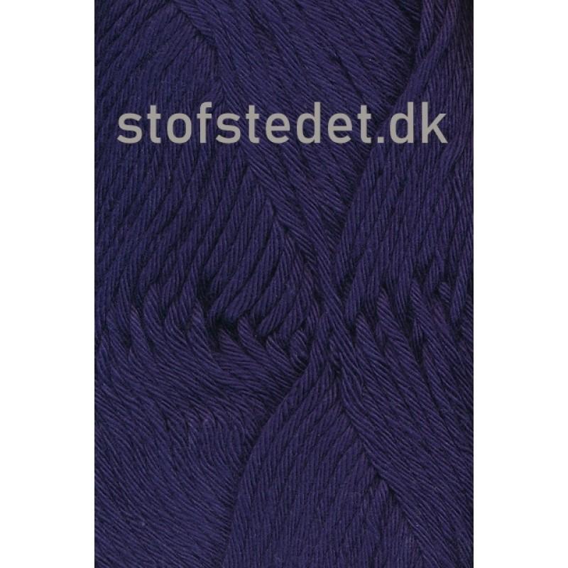 Cotton 8/8 Hjertegarn i Mørkeblå