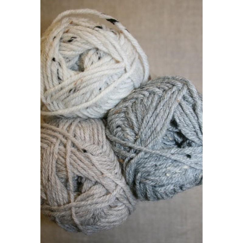 Deco Tweed off-white/kit/lysegrå-31