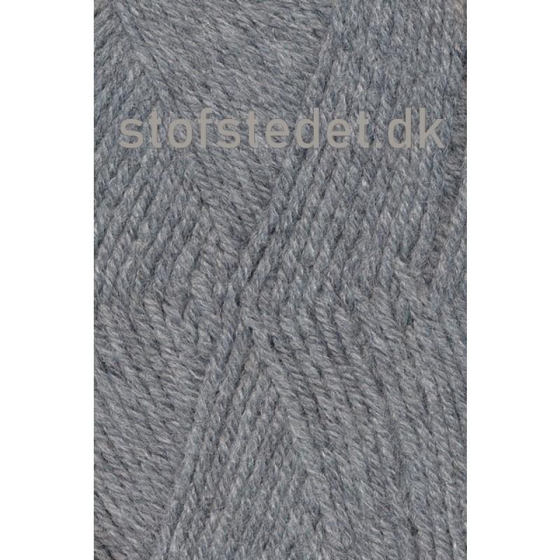 Deco acryl/uld i Lysegrå   Hjertegarn