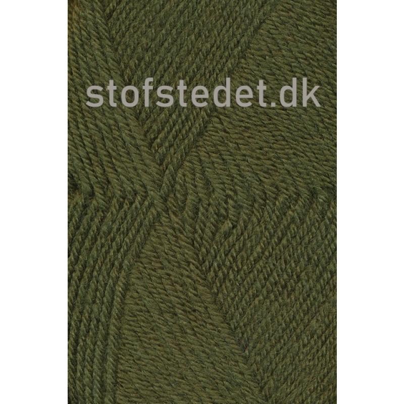 Deco acryl/uld i Mosgrøn | Hjertegarn